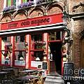 Old Brugge Tavern by Mel Steinhauer