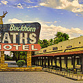 Old Buckhorn Baths by Dominic Piperata