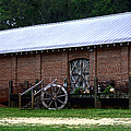 Old Building  by Debra Forand
