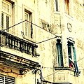 Old Building Facade by Valentino Visentini