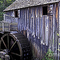 Old Cades Cove Mill by Paul W Faust -  Impressions of Light