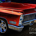 Old Cadillac by Lori Frostad