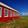 Old Cannery Building by Jamieson Brown