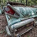 Old Car 3 by Oleg Koryagin