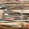 Old Cardboard Boxes  by Antoni Halim
