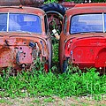 Old Cars by Kathleen Struckle