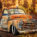 Old Chevy Rust by Steve McKinzie