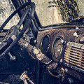 Old Chevy Truck by Charlie Duncan