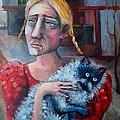 Old Child Of The City by Elisheva Nesis