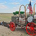 Old Chuck's Wagon by Amanda Smith