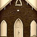 Old Church by Brenda Conrad