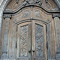 Old Church Door by Christiane Schulze Art And Photography