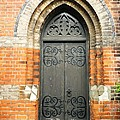 Old Church Door by Loreta Mickiene