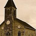 Old Church by Stephanie  Bland