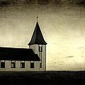 Old Church by Arnie Arnold