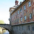 Old City Hall - Bamberg - Germany by Christiane Schulze Art And Photography