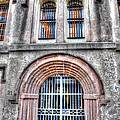 Old City Jail Entrance by Dale Powell