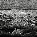 Old City Of Toledo Bw by RicardMN Photography