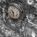 Old Clock by Aaron Swenson
