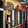 Old Coffee Pot Gumbo by Lisa Pope