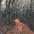 Old Connecticut Path by Cliff Wilson
