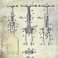 Corkscrew Patent by Jon Neidert