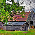 Old Country Barn by Savannah Gibbs