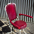 Old Dentist Chair by Garry Gay