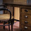 Old Desk by Leonardo Marangi