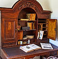 Old Desk by Wayne Stabnaw