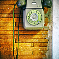 Old Dial Phone by Fabrizio Troiani