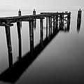 Old Dock by Stefan Mazzola