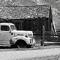 old Dodge by Bradley Bennett