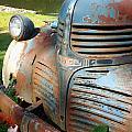 Old Dodge Truck by Carol Bono