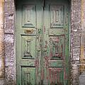 Old Door by Francisco Capelo