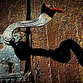 Old Door Handle by Aarlangdi Art And Photography