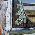 Old Door by Judy Bottler