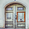 Old Door by Jutta Maria Pusl