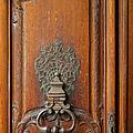 Old Door Knocker by Brian Jannsen