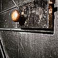 Old Door Lock by Olivier Le Queinec