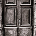 Old Door by Olivier Le Queinec
