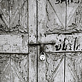 Old Door by Shaun Higson