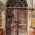 Old Door  by Sophie McAulay