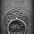 Old Doorknocker by Sophie McAulay