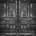 Old Doors by Edward Fielding