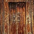 Old Doorway by Rene Schuiling