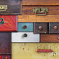 Old Drawers - In Utter Secrecy by Michal Boubin