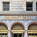 Old Ebbitt Grill by Jemmy Archer