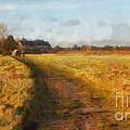 Old English Landscape by Pixel Chimp