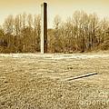 Old Faithful Smoke Stack by Chris W Photography AKA Christian Wilson